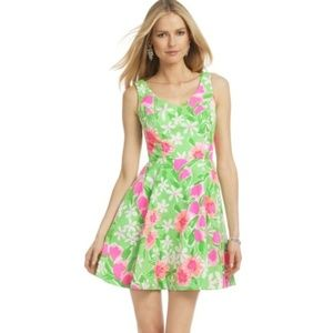 Lilly Pulitzer Freja Dress in New Green Everything